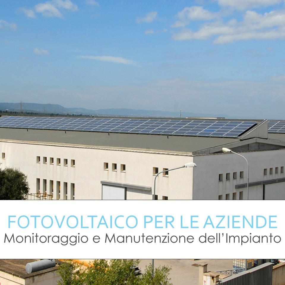 Fotovoltaico per le aziende Enersistemi
