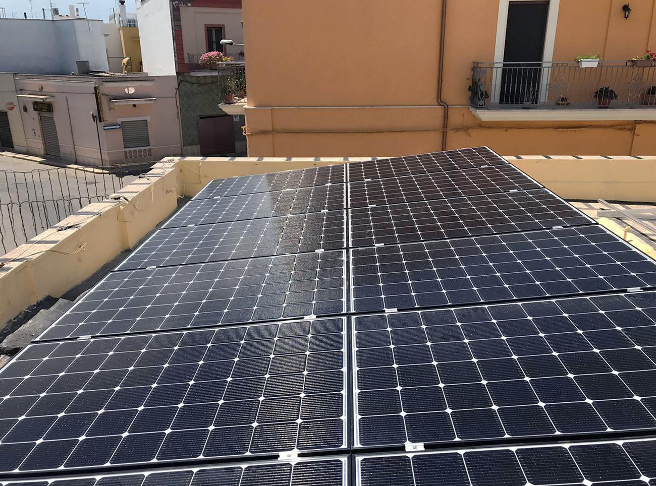 Enersistemi sistemi fotovoltaici