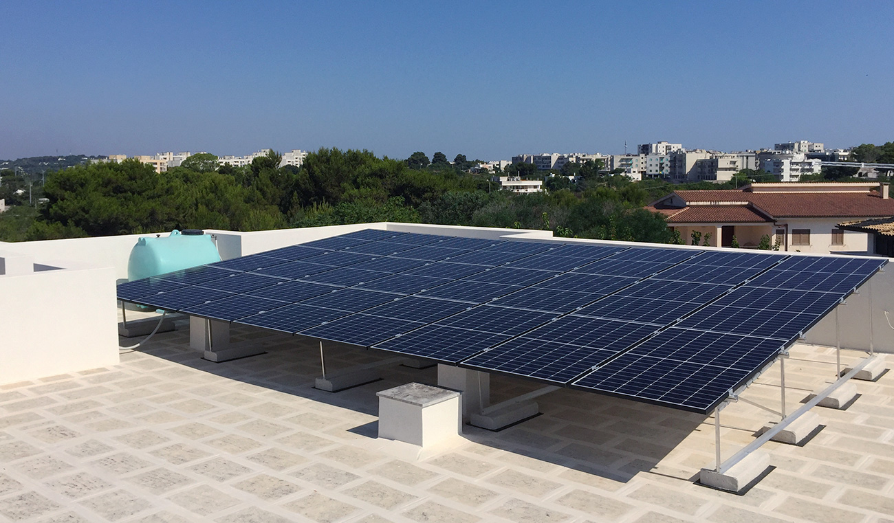 Pannelli solari enersistemi